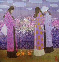 a6b67e597a7e2d422a51d3ea6231030d--garden-painting-spring-garden