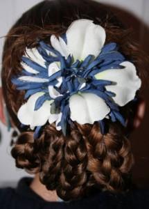 Прически для девочек на длинные волосы12
