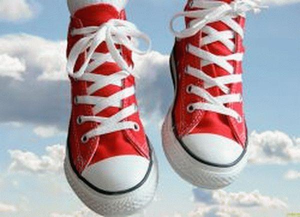 Как красиво зашнуровать кроссовки с 5 дырками