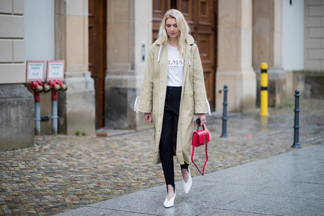 Look Berlin Fashion Week Thestyleograph