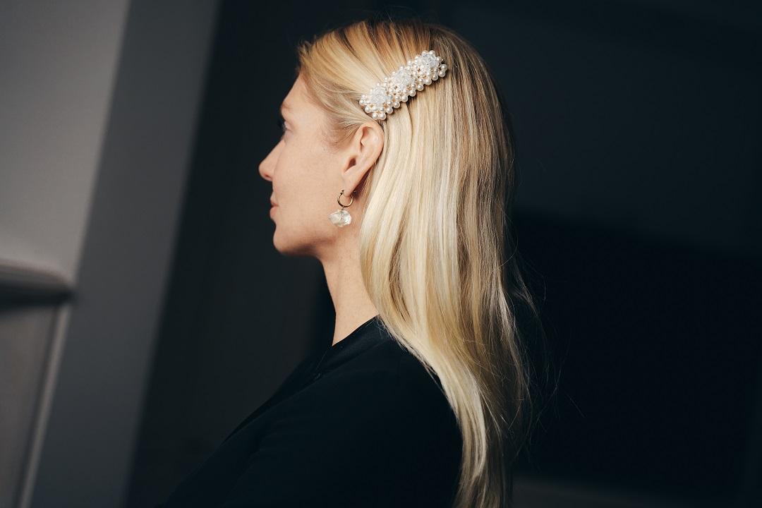 Hair clip by Shrimps
