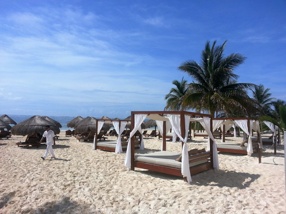 Honeymoon Diary - Cancun