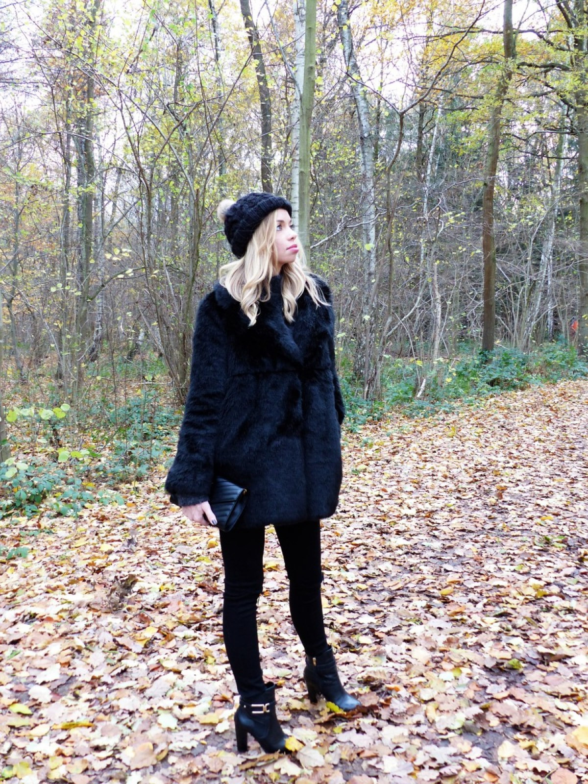 How to Style your Faux Fur Coat