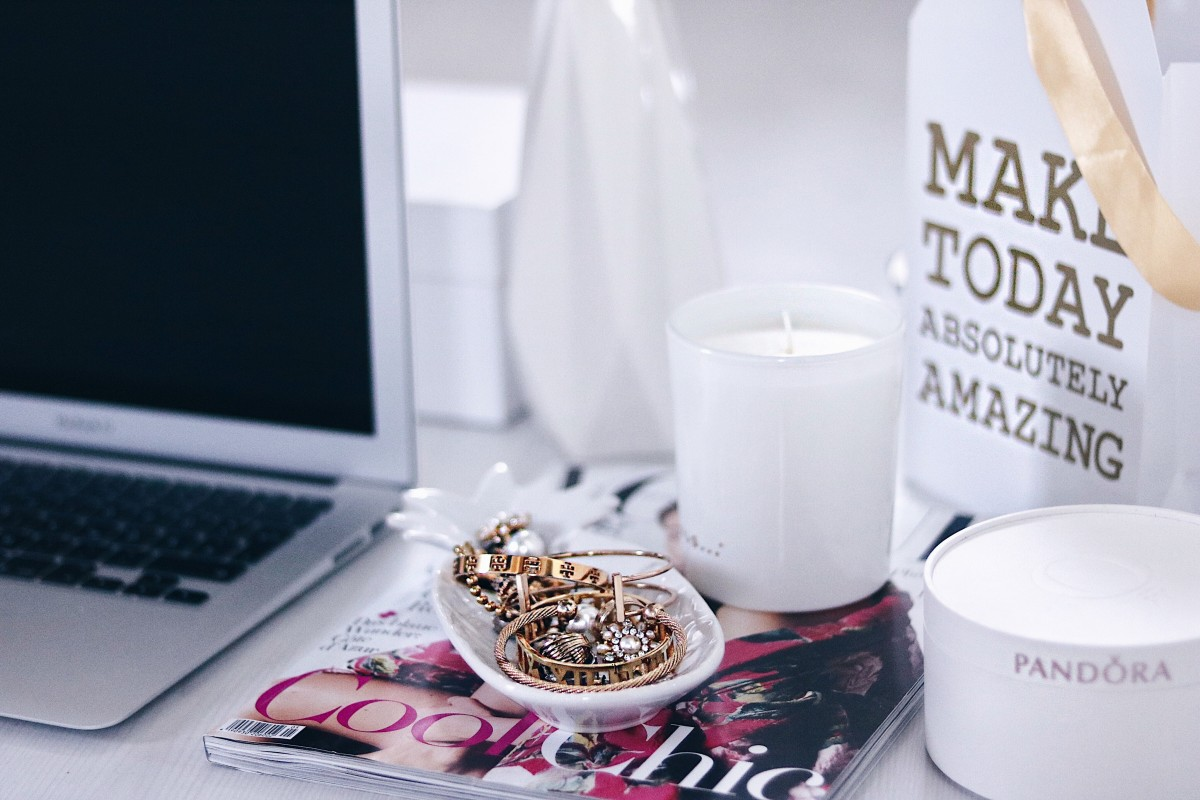 Blog, Blogger, Blogging, Vogue, Jewelry, Flatlay