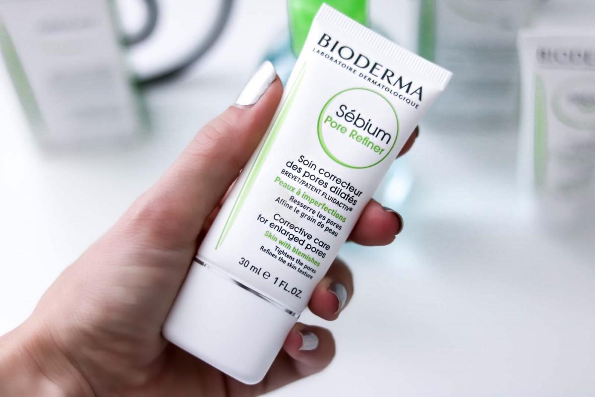 Skin Care, Bioderma, Pore Refiner, unreine Haut, ölige Haut, fettige Haut, Pickel