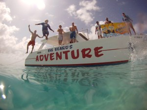 Big Beard Adventure Tours Buck Island MJS Visions