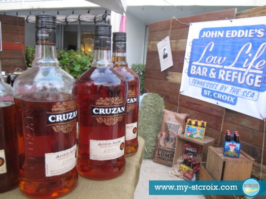 Taste of St Croix John Eddie's Lowlife Bar & Refuge