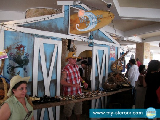 Taste of St Croix Bluewater Terrace