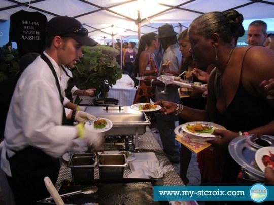 Taste of St Croix RumRunner's
