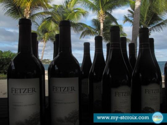Taste of St Croix Wine
