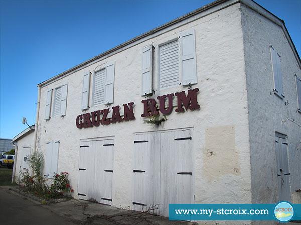 Cruzan Rum Tour