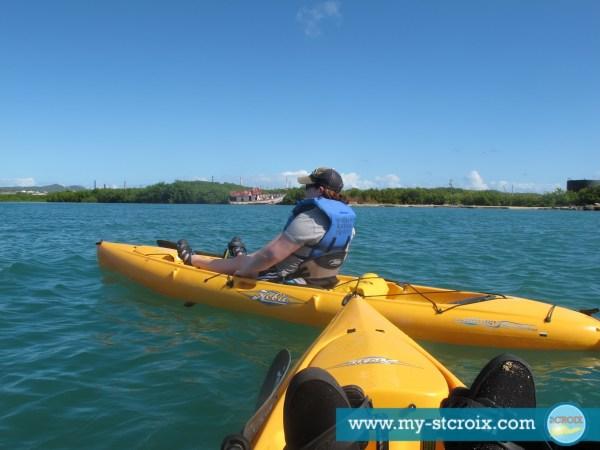 kayak st croix