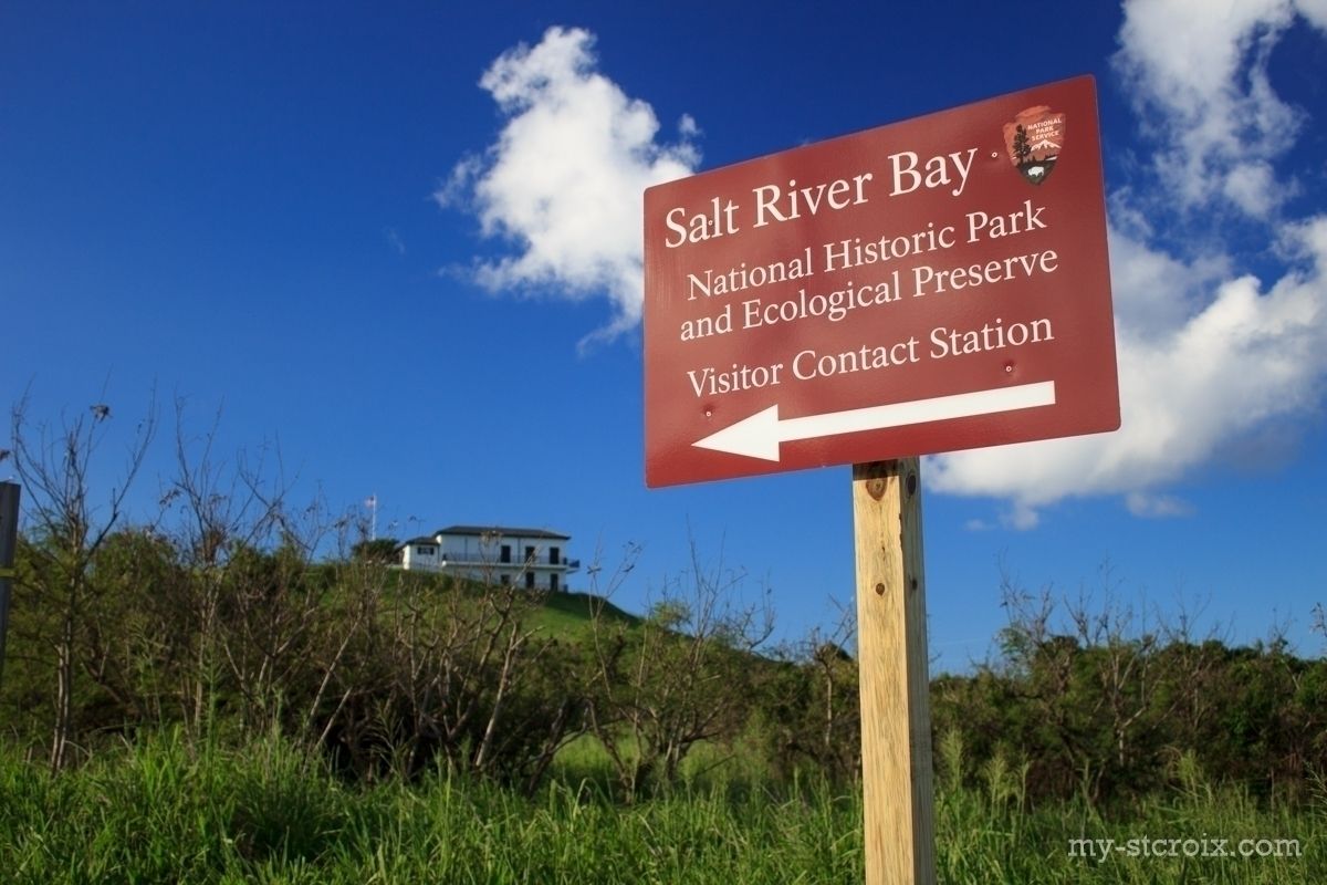 Salt River Bay National Historic Park and Ecological Preserve Contact Station