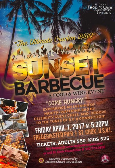 Frederiksted Sunset BBQ 2017