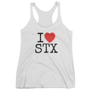 I heart STX Women's tank top