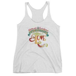 Two Cities, One Love Women's tank top