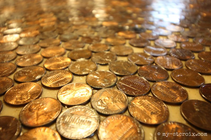 Common Cents Bar Top