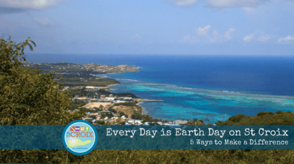 Every Day is Earth Day on St Croix