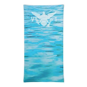 USVI Flag Neck Gaiter