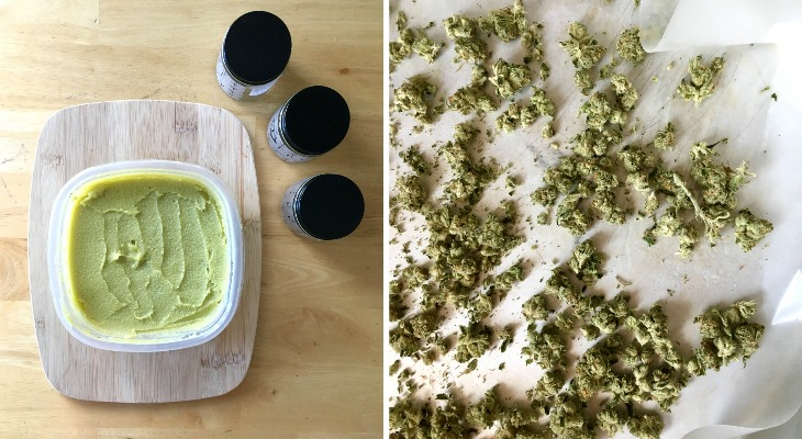 How To Decarboxylate Your Weed Before Making CannaButter (or CannaCoconut Oil)