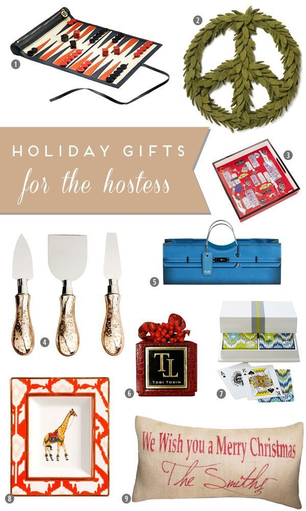 Holiday Hostess Gifts 2012