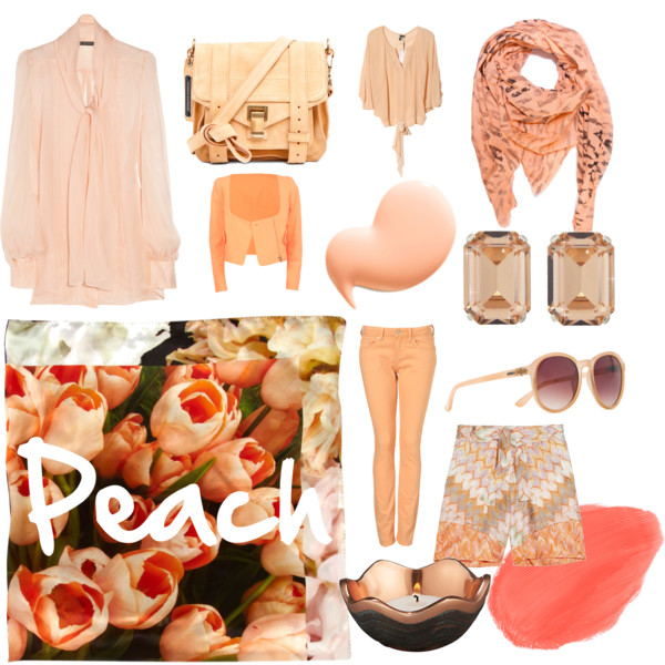 The Edit- Peach