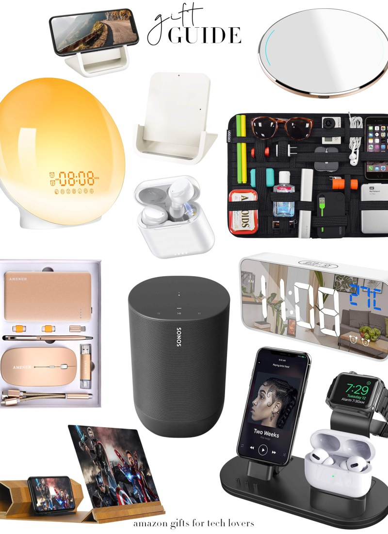 Last-Minute Gifts For Tech Lovers
