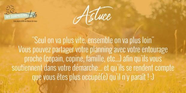 Astuce Etape 6