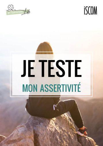 Test Assertivité - MSL