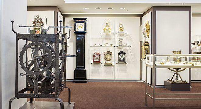 Часовой музей Beyer
