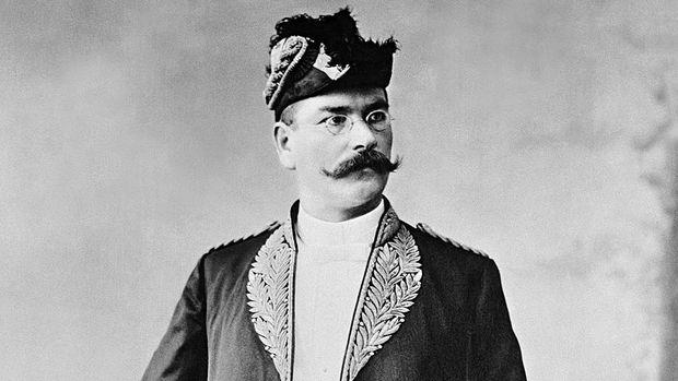 Альфред Ильг - основатель Цюрихского зоопарка