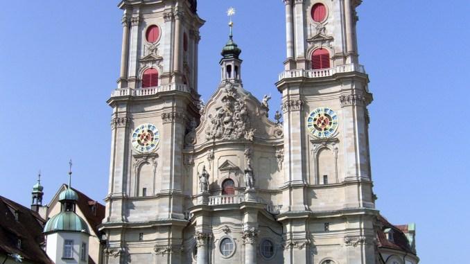 Санкт-Галлен, монастырская церковь