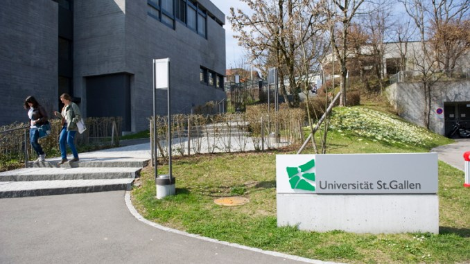 Университет Санкт-Галлена
