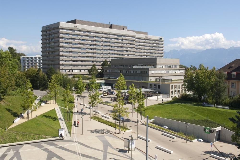 Университетский клинический центр в Лозанне