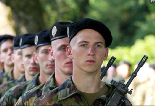 Новое в Швейцарской армии