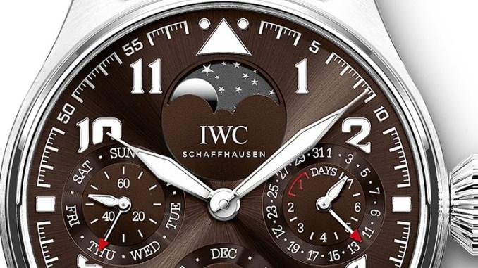 Швейцарские часы IWC