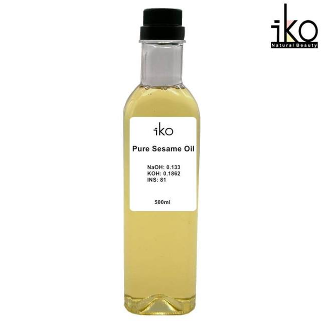 Pure Sesame Seed Refined Oil 500ml