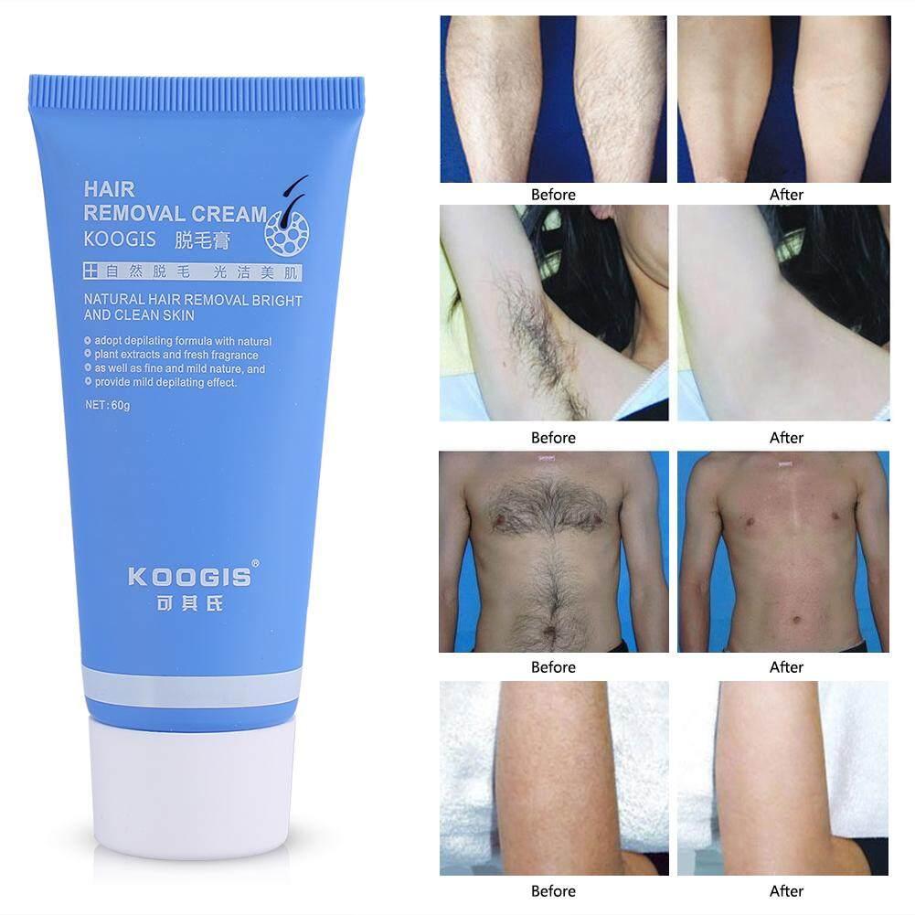 Original Koogis Hair Removal Cream Men Women Painless Body Hair Removal