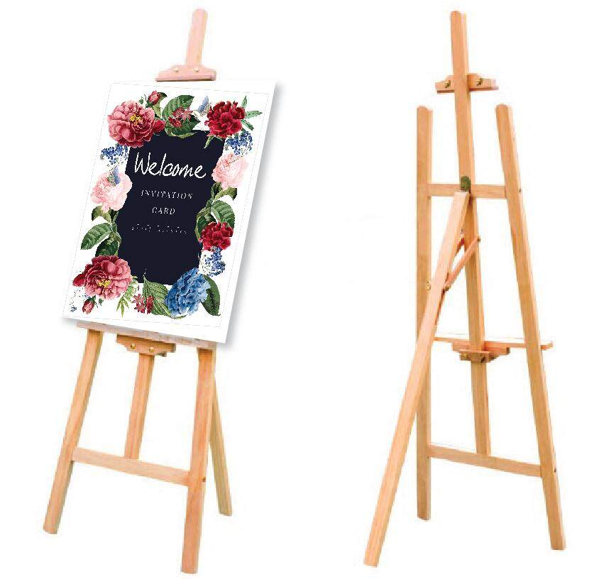 drawing paintingwooden easel stand poster stand welcome board stand display stand exhibition display