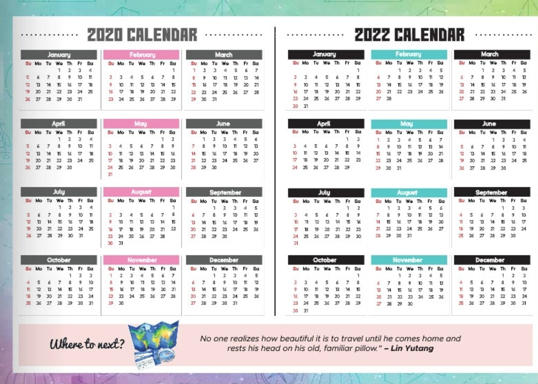 calendar shown with monday as first day of week. 2022 Calendar Indonesia - Nexta