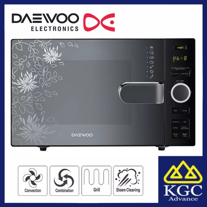 daewoo 24l koc 24dmp all in one convection oven air fryer oven grill combination microwave free shipping