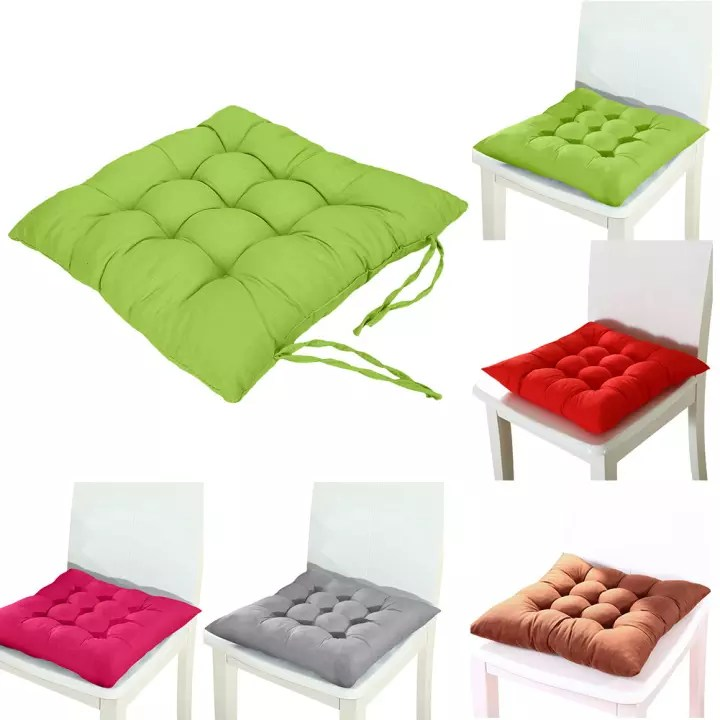 home chair seat cushion pad winter office chair back seat cushions sofa pillow chair cushion 40 40cm