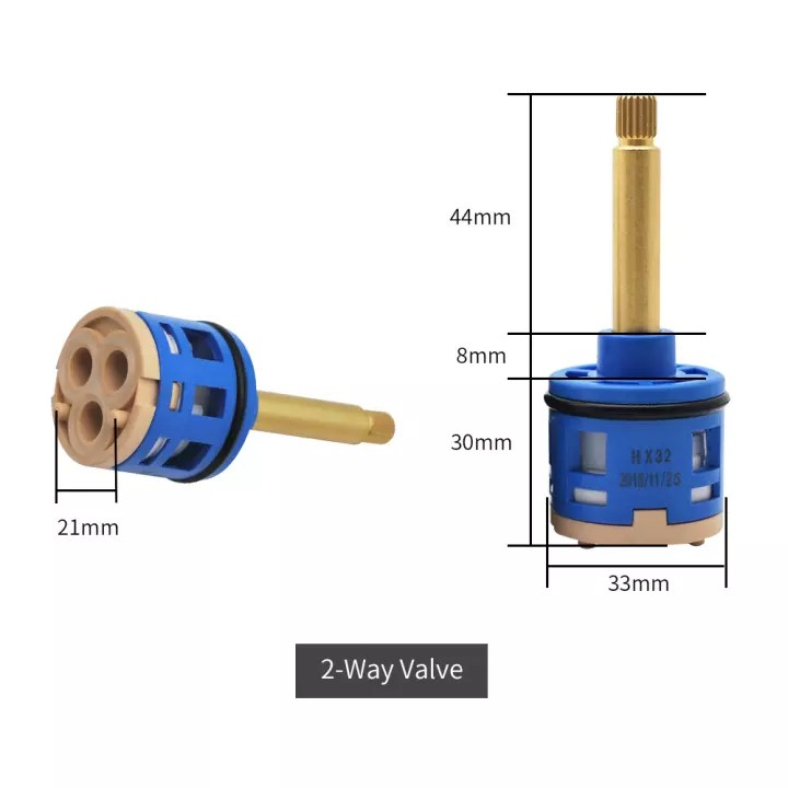 https www lazada com my products shower valve ceramic faucet cartridge 2345 way shower diverter mixing valve tap faucet replacement parts sizes 313544mm i1216112129 html