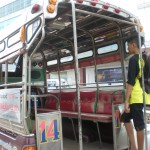 Another difference in Thailand - Minibusses