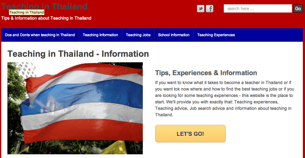 How to find jobs in Thailand - Thai Job Boards