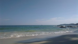 The Beach on Koh Samet