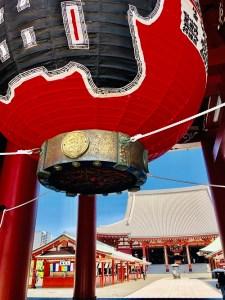 浅草寺と大提灯