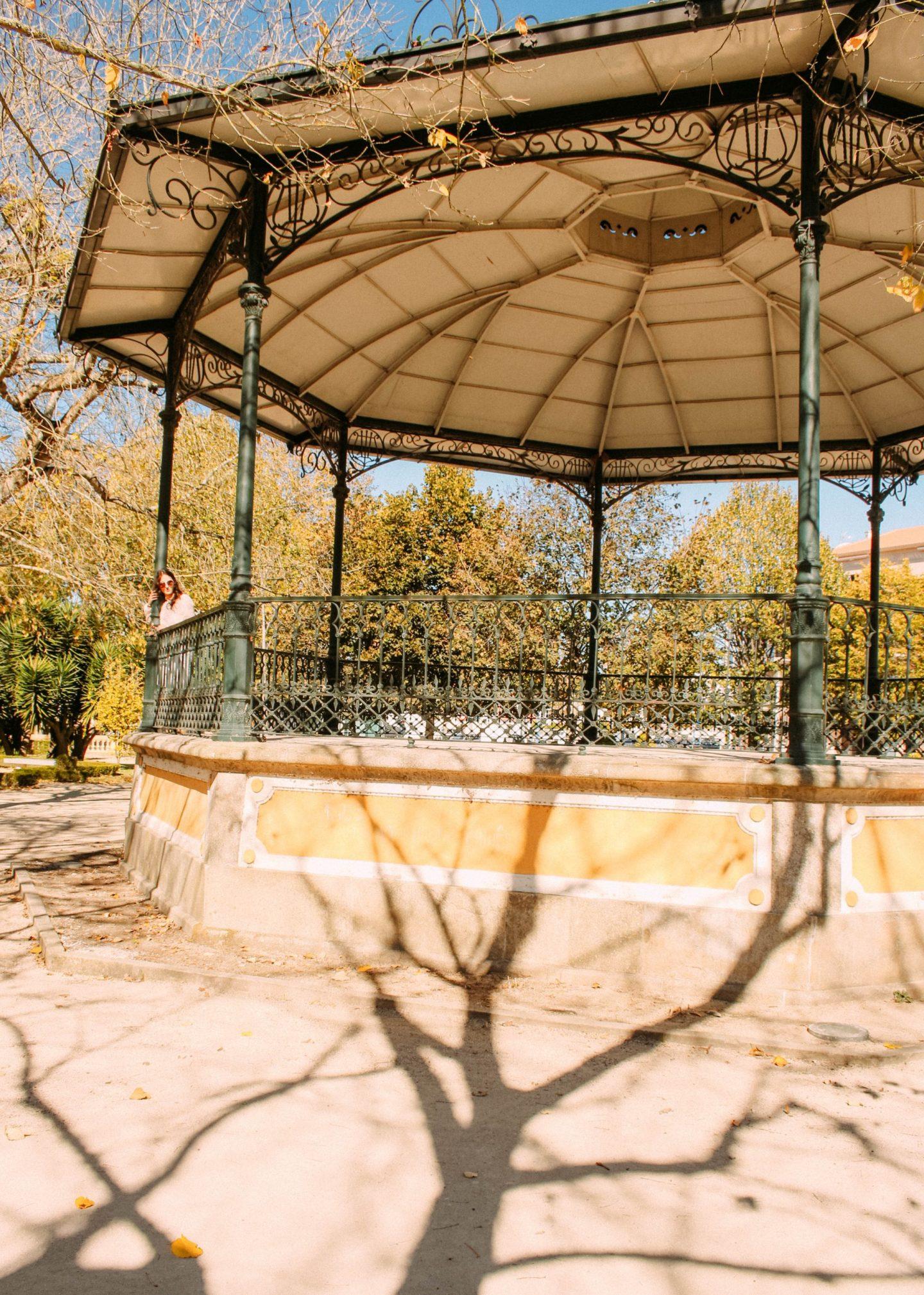 Descobre o Parque Infante Dom Pedro em Aveiro