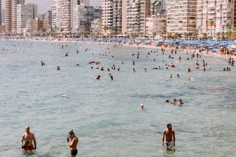 Em Benidorm - Uma Semana na Cidade Espanhola 9a80266a4bb