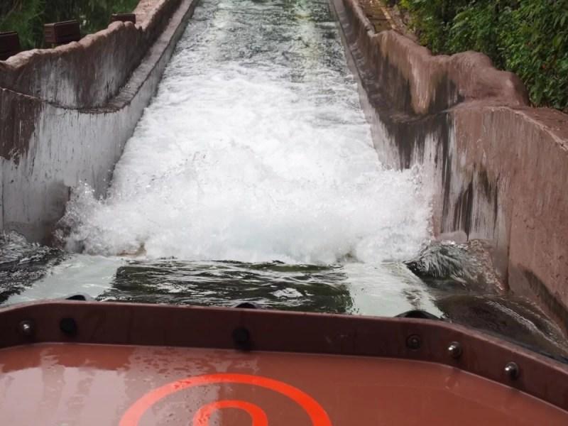 アマゾンリバークエスト Amazon River Quest